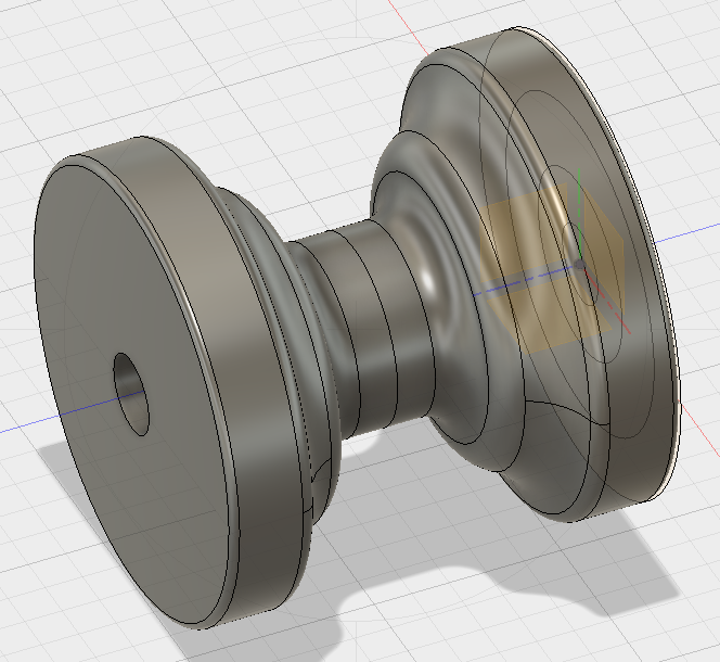 Capture d'écran 2017-07-07 à 08.42.03.png Download STL file Rea anchor and spinnaker for Sun Odyssey 32i • Object to 3D print, Fabarly