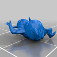 nurgling_9.png Download free OBJ file Adorable little fat rotting horned swarmy things • 3D printing design, gepardowaty