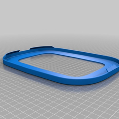 66c490ee349fd0420450273c643f0264.png Download free STL file Coil cover for Minelab Go-find • 3D printing object, Sepla