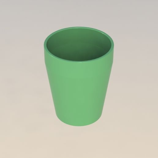 odorlessashtray_cup.JPG Download free STL file Odorless Ashtray Smokeless/Easy-To-Use • 3D printing template, shurima2023
