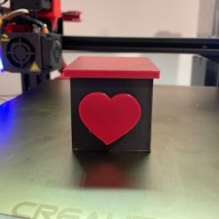 front_1024x1024.jpg Download free STL file LoveBox clone - Send love messages :) • 3D printer object, clait-