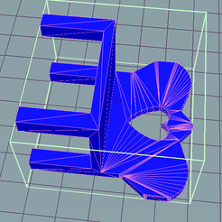 Capture3.PNG Download STL file doll chair • 3D printing design, Davy