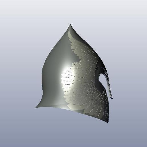 3.jpg Download STL file Gondorian Infantry Helm • Template to 3D print, 3Agraphic