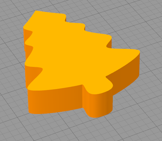 08-01-2017 16-20-16.png Download STL file Christmas tree cookie cutter • 3D print object, arkcol