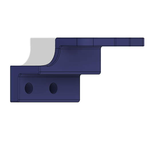 5.png Download free STL file SOVOL SV01 BLTouch Mount • 3D printable template, eight_heads