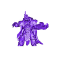 Spaceork.stl Download free STL file It's not a phase Mom! I'm a SPACE ORK • 3D printable object, artiiicus