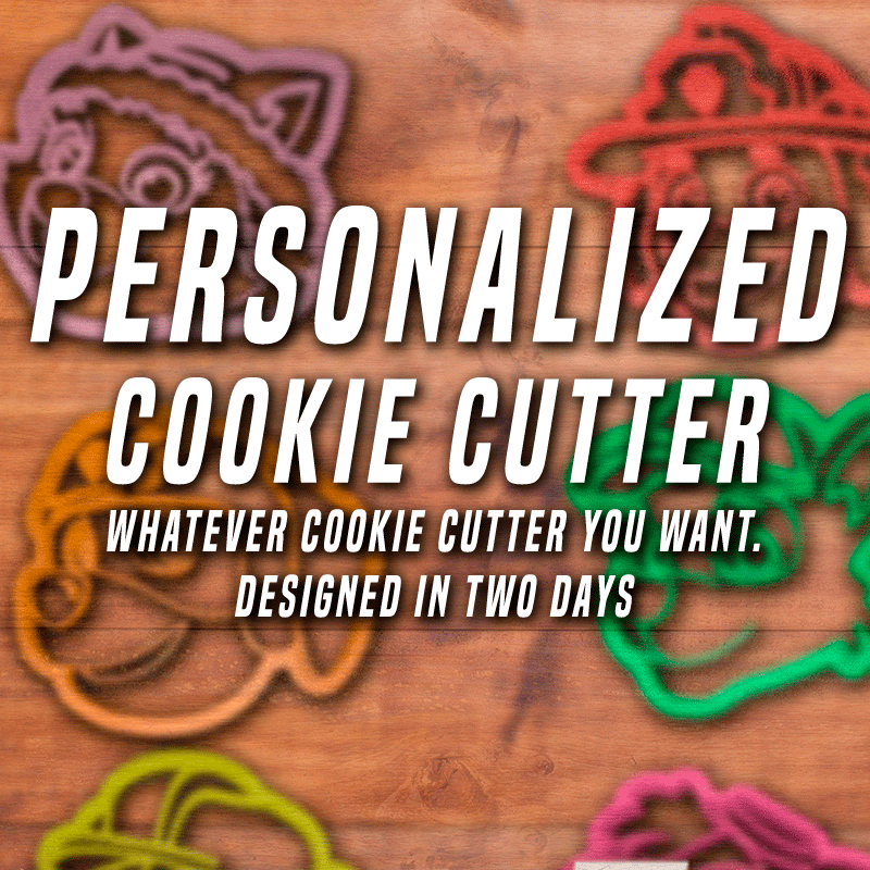 Personalized-cookie-cutter.png Download STL file Personalized cookie cutter   • Design to 3D print, davidruizo