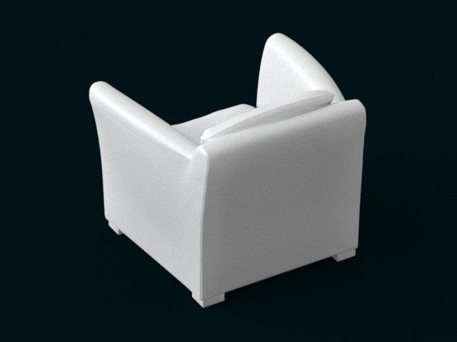 06.jpg Download file 1:10 Scale Model - ArmChair 04 • 3D printing object, sidnaique