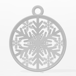 christmas tree bangle with ice crystals.PNG Download STL file Christmas tree bangle with ice crystals • 3D printable template, pgraaff