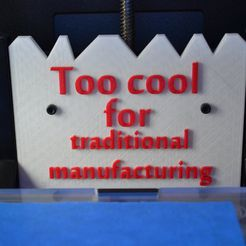 DSC_0229_display_large.jpg Download free STL file Makerbot part • 3D printing template, Yalahst