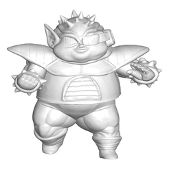 Dodoria_1.png Download free STL file DRAGON BALL Z DBZ / MINIATURE COLLECTIBLE FIGURE DRAGON BALL Z DBZ DODORIA • 3D printable model, PRODUSTL56
