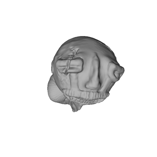 5.png Download free STL file Torment (suffering creature) • 3D printable object, Yuris150