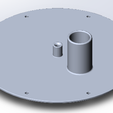 02.PNG Download STL file Stirling engine (Temperature difference based engine) • 3D printing object, ELECTRONICATL