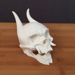 Capture_d__cran_2015-10-22___17.43.54.png Download free STL file Oni Skull [hollowed] • 3D printing design, Adafruit