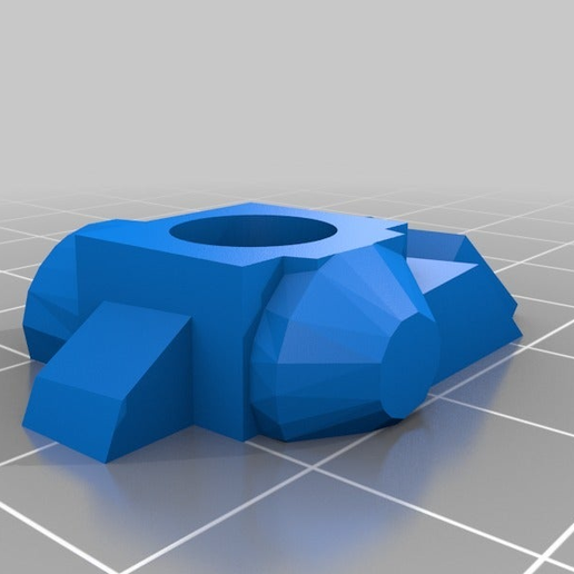 5b87c0eb4e7767221f1f9d386c65859f.png Download free STL file Ork Warlord or Ghaz using a Dreadknight • Template to 3D print, JtStrait72