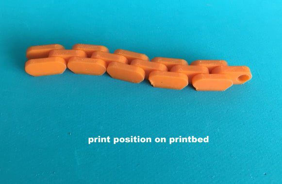 chain1.jpg Download free STL file Chain (test) • 3D printing template, paulsroom