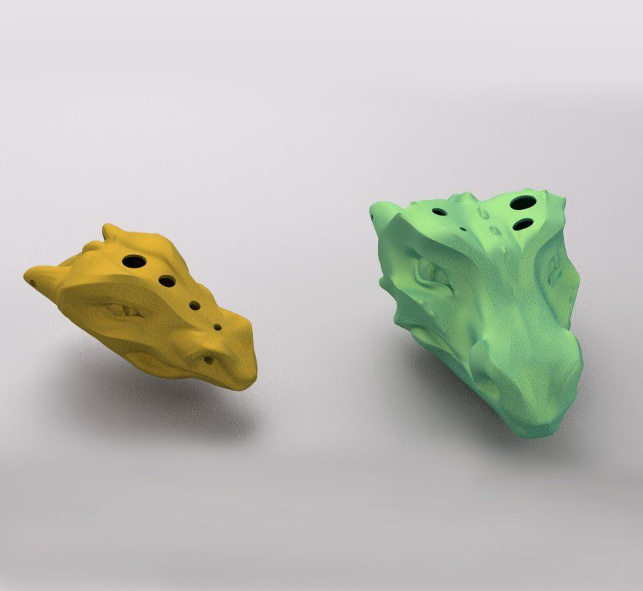 dragon 022.jpg Download STL file Dragon Ocarina and Whistle • 3D printable model, Shira