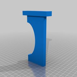e2d357ef20783184f60b2777d87c41ab.png Download free STL file Bat wall mount resized • 3D printer object, sdooley