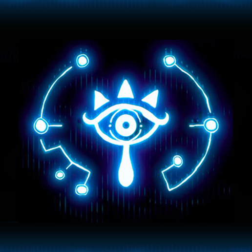 Screen.png Download STL file Sheikah slate Zelda : Breath of the wild  • Object to 3D print, Shigeryu