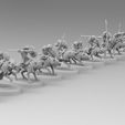 untitled.1428.jpg Download free 3MF file Gobbo Wolf Cavalry • 3D printer template, EmanG