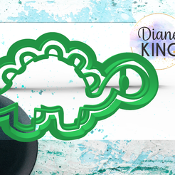 untitled.94.png Download STL file dino 4 • 3D printable object, DianeKING