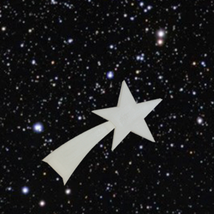 Capture_d_e_cran_2015-12-11_a__11.11.14.png Download free STL file Day 9: The shooting star • Model to 3D print, dagomafr
