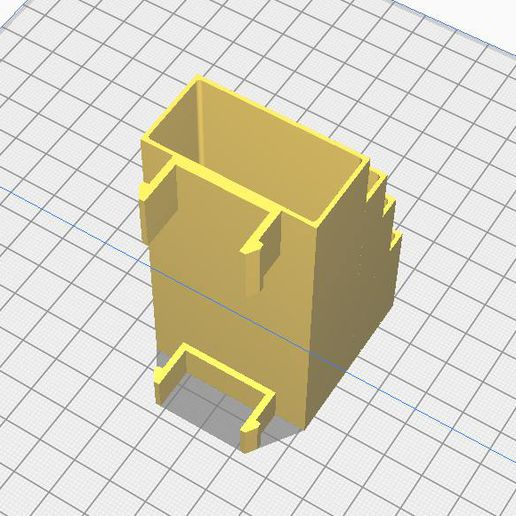Presse-papiers01.jpg Download free OBJ file Tool box for Geeetech A10 • Template to 3D print, Mad_Cha