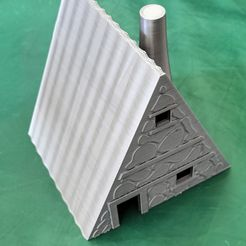 IMG20211022162525.jpg Download free STL file Asterix House • 3D printing template, jermbiz