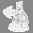 container_skeleton-mage-28mm-free-3d-printing-284981.png Download free STL file Skeleton mage • Object to 3D print, Mehdals