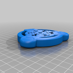 Weighted_Bearing_Spinner.png Download free STL file Weighted Bearing Spinner • Object to 3D print, MKCAMC