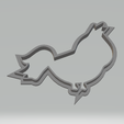 Sem título12.png Download STL file 17 items Biscuit Cutter dough farm theme - Cow, barn, tractor, cat, ox, horse, chicken, tree, sheep, pig, dog, mill, egg, fenced, fence, farm, farmer, • 3D print template, joathanteles