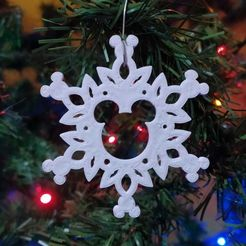 IMG-20191204-WA0000.jpg Download STL file snowflake mandala  Mickey • Template to 3D print, Tule