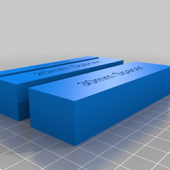 198b67e76398230cc0a088f2db62ff21.png Download free STL file Spacer blocks • 3D printer object, Darrens_Workshop