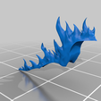 BruniFlame.png Download STL file Bruni Fire • Template to 3D print, dmag24
