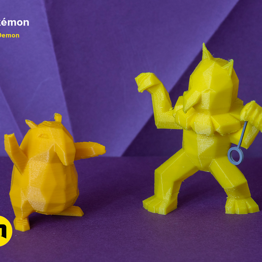 pokemon-low-poly040.png Download file Low Poly Pokemon Collection 151 • 3D printable object, 3D-mon