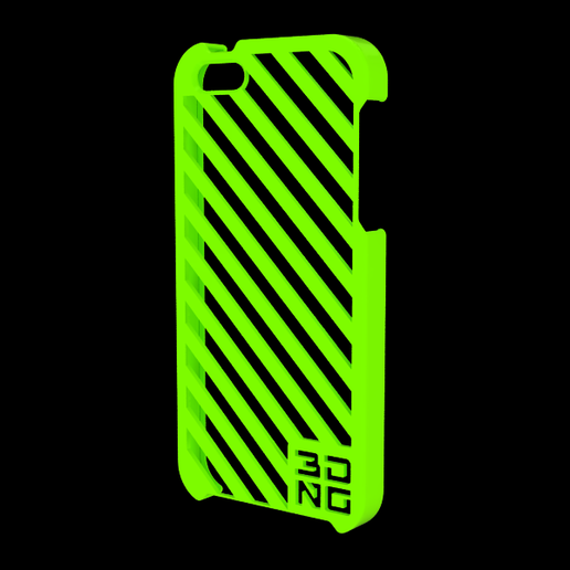 Null.png Download free STL file iPhone 5/5S/SE case - NULL • Template to 3D print, 3DMX