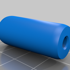 14-20_to_12mm_female_straight_adapter.png Download free STL file 14-20 Male to 12mm Female Straight Adapter • Object to 3D print, girrrrrrr2