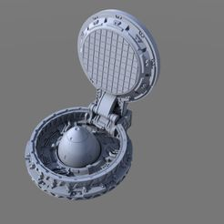 missile_silo.jpg Download file Missile Silo Type01 • Object to 3D print, AZULBLUE