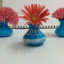 IMG-20140712-WA0009_preview_featured.jpg Download free STL file 3DShilp Matki - small traditional Indian pot • 3D print model, 3dshilp