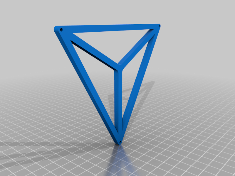 Up_base.png Download free STL file Tensegrity - Impossible table (Hidden wire and tensioner) • 3D printing template, louisnairaud