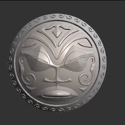 sun.png Download STL file shield sun • 3D print object, fortesonniebekate
