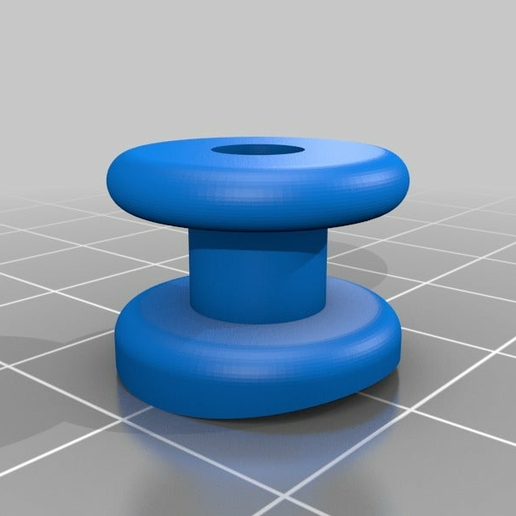 b2291da39ad654fbe11d433bcdbbc16d.png Download free STL file 1515 Conformal Standard Rail Button Rounded • Object to 3D print, JackHydrazine