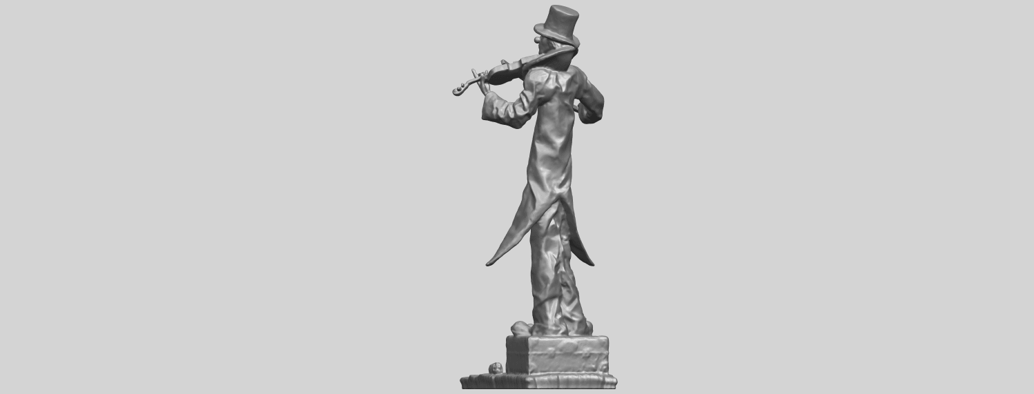 TDA0216_Play_Violin__-_88mmA06.png Download free STL file Play Violin • 3D printable model, GeorgesNikkei