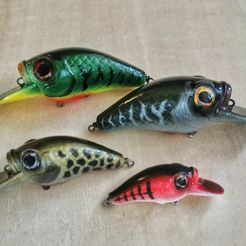 IMG_20210217_155329-01.jpeg Download STL file Crankbait Fishing Lure • 3D print object, Domi1988