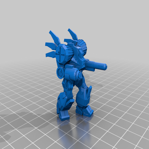 ZeusX6mm.png Download free STL file 6mm Collection • 3D print model, IonRaptor