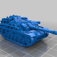 eb7097c3e06424e99e6830a083b62e2a.png Download free STL file Stug 111 with stowage • 3D printer object, jerrycon