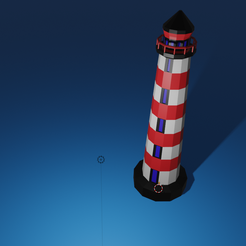 m-(1).png Download STL file Lighthouse • 3D printing template, terka3