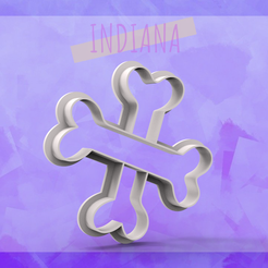 untitled.228.png Download STL file BONE CUTTING • Template to 3D print, Indiana3D