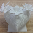 Capture_d__cran_2015-08-11___11.19.50.png Download free STL file Flowery Heart • 3D printer object, Kay