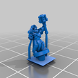 PlateArmourCommand_Priest.png Download free STL file Galactic Crusaders - Plate Armour Command - 6-8mm • 3D printable model, MoonJammy